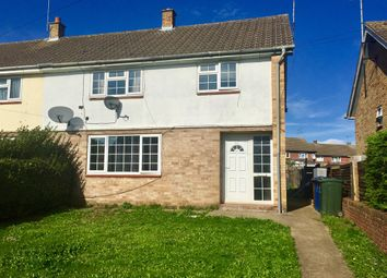 Thumbnail 4 bedroom semi-detached house for sale in Glamis Place, Banbury