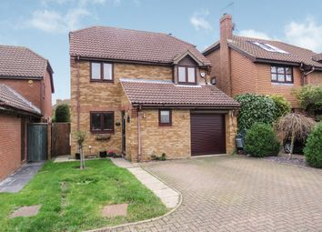 Thumbnail 3 bed detached house for sale in Greenfield Road, Pulloxhill, Bedford