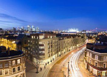 Thumbnail Land for sale in The Peltons, Blackwall Lane, Greenwich, London SE10,