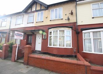 Thumbnail 3 bedroom terraced house for sale in Ormond Avenue, Blackpool
