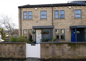 Thumbnail 2 bedroom terraced house to rent in Cleckheaton Road, Oakenshaw, Bradford
