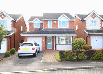 Thumbnail 4 bed detached house for sale in Arlott Way, Edlington, Doncaster