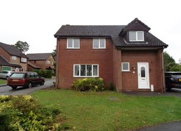 Thumbnail 3 bed detached house to rent in Mayflower Close, Chineham, Basingstoke