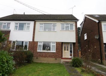 Thumbnail 4 bed semi-detached house for sale in Kennel Lane, Billericay