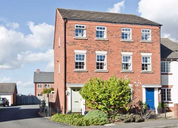 Thumbnail 4 bed semi-detached house for sale in Williams Avenue, Fradley, Lichfield