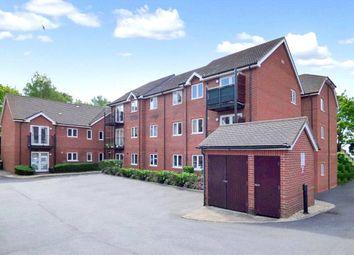 Thumbnail 2 bed flat for sale in Langtry Court, Providence Hill, Bursledon