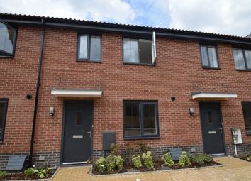 Thumbnail 2 bed terraced house for sale in Silfield Road, Wymondham