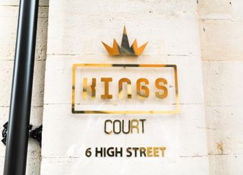 Thumbnail 2 bed flat to rent in Flat 12, Kings Court, 6 High Street, Newport, Gwent