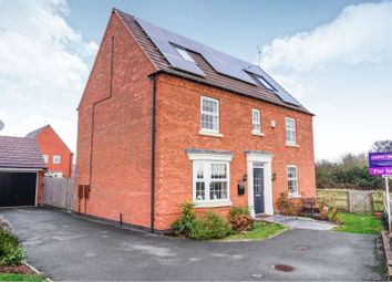 Thumbnail 6 bed detached house for sale in Falcon Way, Hucknall