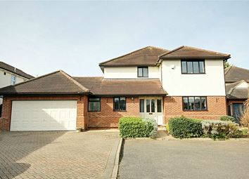 Thumbnail 4 bed detached house for sale in Knight Street, Sawbridgeworth, Hertfordshire