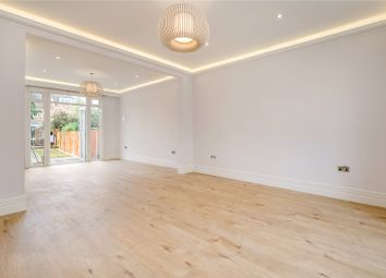 Thumbnail 3 bed terraced house to rent in Netheravon Road, Chiswick, London