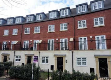Thumbnail 4 bed town house for sale in Upton Grange, Chester