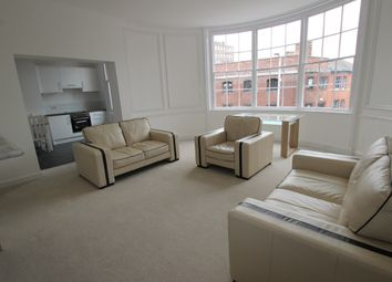 Thumbnail 4 bed flat to rent in Standard Hill, Nottingham