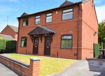 Thumbnail 2 bed semi-detached house for sale in Queens Road, Penkhull, Stoke-On-Trent