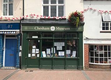 Thumbnail Retail premises to let in 15 Market Sqaure, Chesham, Buckinghamshire