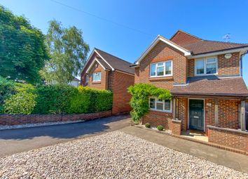 Thumbnail 3 bed detached house to rent in Leigh Road, Cobham