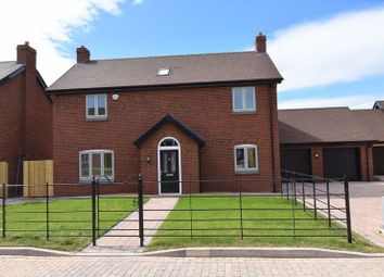 Thumbnail 4 bed detached house for sale in Rodington Fields, Rodington, Shrewsbury