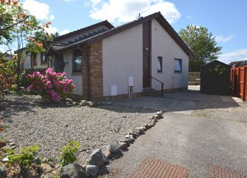 Thumbnail 2 bedroom semi-detached bungalow for sale in 10 Towerhill Place, Cradlehall, Inverness