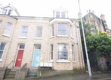 Thumbnail 2 bed flat to rent in High Street, Bideford, Devon
