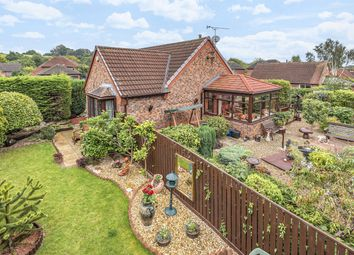 Thumbnail 2 bed detached bungalow for sale in Station Close, Ripon