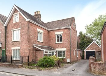 Thumbnail 1 bed flat for sale in Poole Road, Wimborne, Dorset