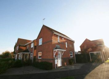 Thumbnail 3 bed detached house to rent in Lady Margarets Avenue, Deeping St. James, Peterborough