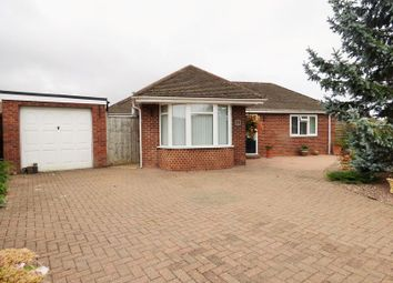 Thumbnail 3 bed detached bungalow for sale in Zoons Road, Hucclecote, Gloucester