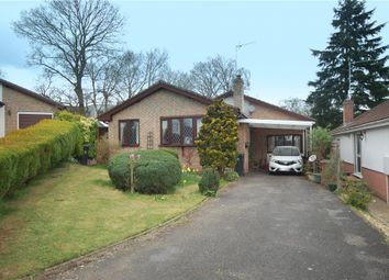 Thumbnail 3 bedroom detached bungalow for sale in Raymond Close, Verwood