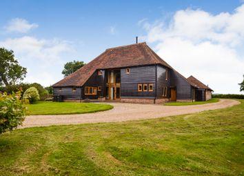Thumbnail 4 bed property to rent in Sherlocks Barn, Hooe, Battle