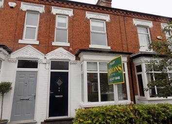 Thumbnail 2 bed terraced house to rent in Earls Court Road, Harborne