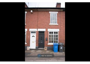 Thumbnail 2 bedroom terraced house to rent in Forman Street, Derby