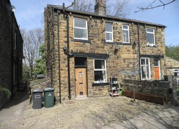 Thumbnail 2 bed semi-detached house for sale in Bromley Road, Hanging Heaton, Batley