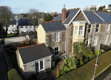Thumbnail 4 bed semi-detached house for sale in Claremont Road, Redruth