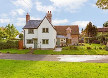 Thumbnail 4 bedroom detached house for sale in Bury End, Pirton, Hitchin