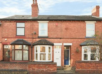 Thumbnail 2 bed terraced house for sale in Edgware Road, Bulwell, Nottingham