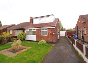 Thumbnail 3 bed bungalow for sale in Windmill Lane, Denton, Manchester
