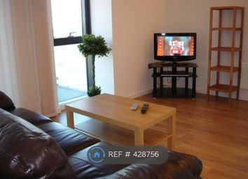 Thumbnail 1 bed flat to rent in Bridgewater Place, Leeds