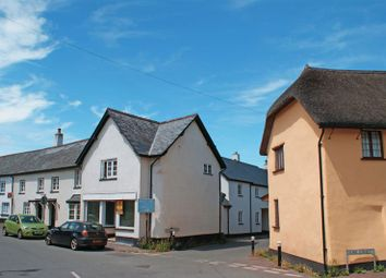 Thumbnail 2 bedroom terraced house for sale in Exeter Road, Silverton, Exeter
