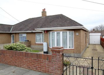 Thumbnail 3 bed semi-detached bungalow for sale in Old Woodlands Road, Plymouth, Devon