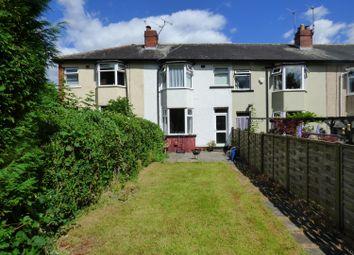 3 bed terraced house to rent in Longwood View, Crossflatts, Bingley BD16