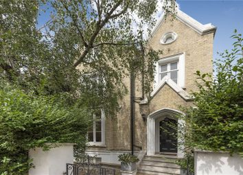 Clifton Hill, St John's Wood, London NW8. 6 bed detached house