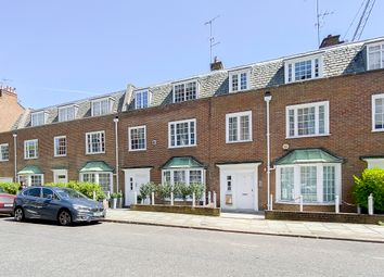 Manresa Road, Chelsea SW3. 4 bed terraced house