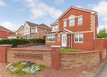 Thumbnail 4 bed detached house for sale in Walnut Gate, Cambuslang, Glasgow, South Lanarkshire