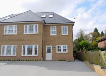 Thumbnail 5 bed semi-detached house to rent in Akehurst Lane, Sevenoaks