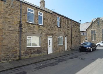Thumbnail 3 bed terraced house for sale in Byron Street, Amble, Morpeth