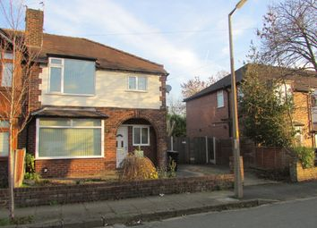 Thumbnail 4 bed semi-detached house to rent in Springfield Rd, Gatley