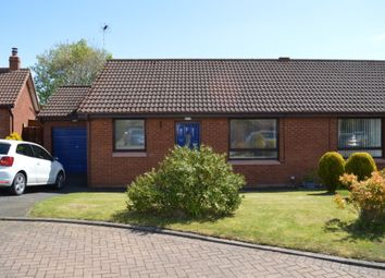 Thumbnail 2 bed bungalow for sale in Harcar Court, Tweedmouth, Berwick-Upon-Tweed, Northumberland