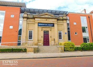 Thumbnail 2 bed flat for sale in 6 Kingston Square, Hull, East Riding Of Yorkshire