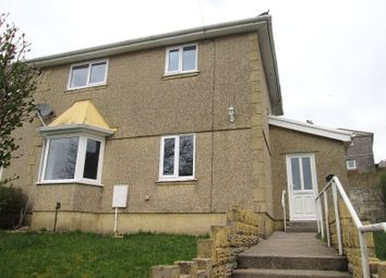 Thumbnail 3 bedroom semi-detached house to rent in Pantycelyn Road, Townhill, Swansea, City And County Of Swansea.