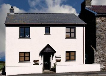 Thumbnail 3 bed detached house for sale in Bridge Street, Llanon, Ceredigion